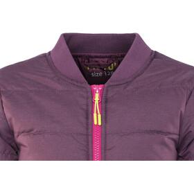 Meru Woodburn Jas Kinderen violet